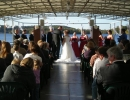 Ceremony on Paddle Boat