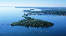 Tour Pelican Lake